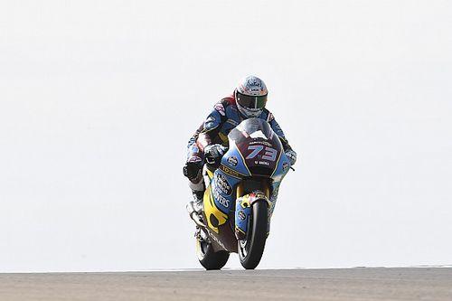 Moto2, Buriram: Marquez si impone in qualifica