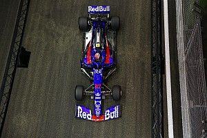 Гасли «почти на 99 процентов» освоился за рулем Toro Rosso