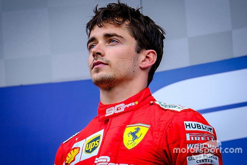 Leclerc tem jovem carreira moldada em superação de mortes de pai e amigos