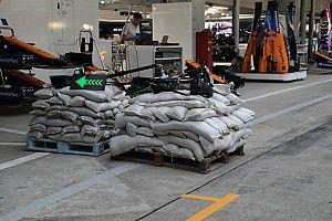 Veja como a Fórmula 1 está se preparando para chegada de supertufão ao Japão