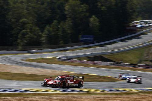 Petit Le Mans: Sensational Nasr puts AXR top again in FP4