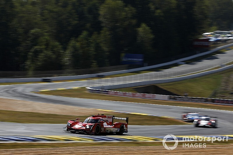 Petit Le Mans: Sensational Nasr puts AXR top again in FP4