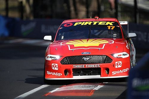 Bathurst 1000: McLaughlin lowers Mount Panorama lap record