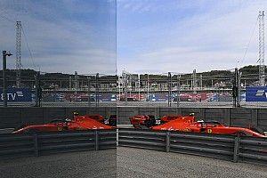 Fotogallery F1: le libere del venerdì del GP di Russia