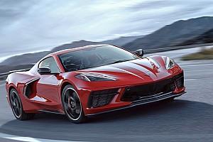 Corvette 2020 tiene una velocidad máxima de 194 mph, el Z51 la reduce