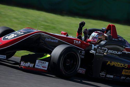"""ここで屈するわけにはいかない……宮田莉朋、""""夢""""をかけて全日本F3終盤戦へ"""