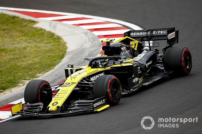 Пилоты Renault получат новые моторы и штрафы в Спа