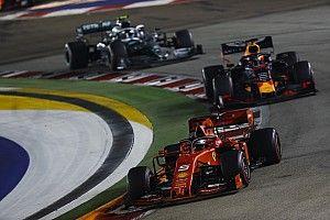 Феттель объяснил усиление Ferrari в Сингапуре