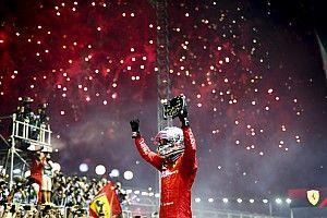 """Vettel: """"Senza gli aggiornamenti non avremmo mai vinto"""""""