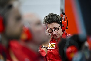 Binotto személyesen találkozott a Ferrari vezetőjével a Vettel-Leclerc helyzet miatt