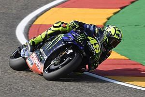 """Rossi: """"Yamaha veloce ovunque? Non lo dico per scaramanzia!"""""""
