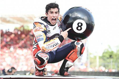 GALERÍA: Márquez Campeón de MotoGP