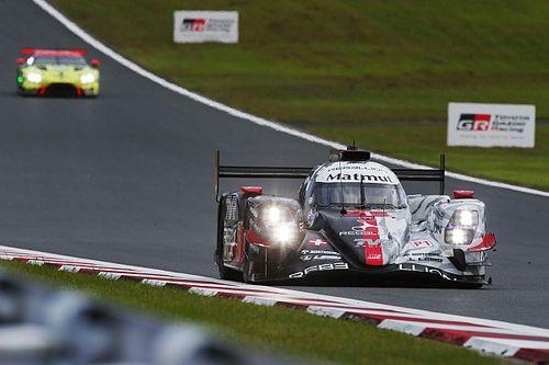 """Troisième à Fuji, Rebellion Racing """"ne pouvait pas faire mieux"""""""
