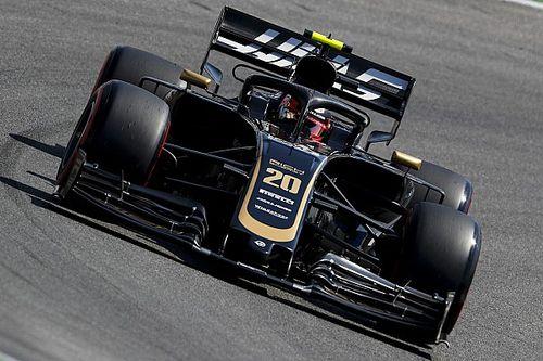 Magnussen no ve progreso en la última actualización de Haas F1