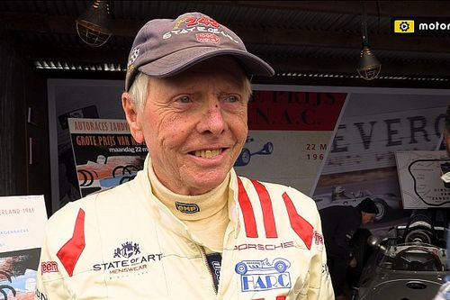 """Van Lennep betreurt Hubert-crash: """"Maar F1 is wel veilig genoeg"""""""