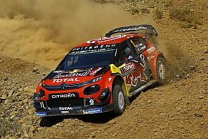 WRCトルコ:オジェ今季3勝目。トヨタのタナクはボーナス5ポイントを獲得