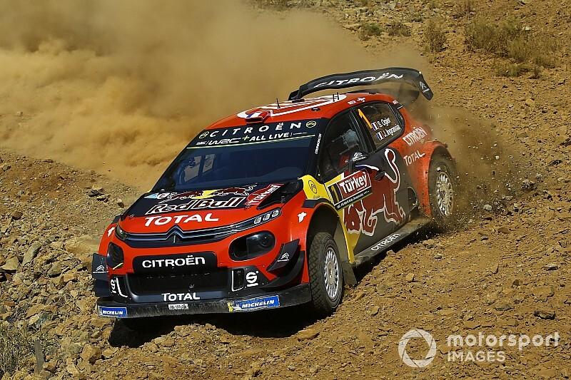 WRC, Rally Turchia, PS11: Ogier attacca Lappi e si avvicina!
