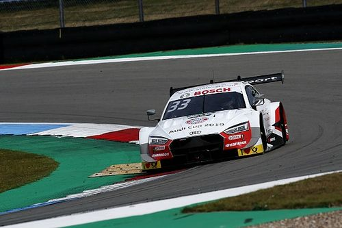 Assen DTM: Rast takes Race 2 pole, disaster for Wittmann