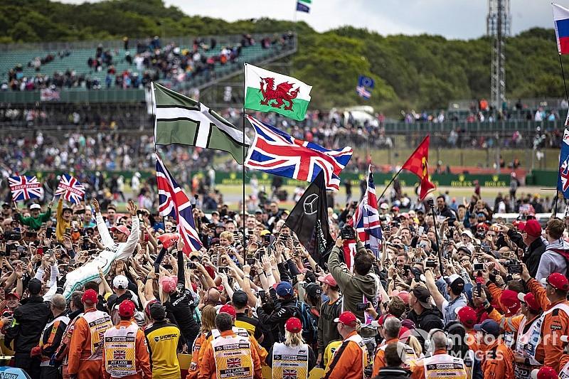 2020 Britanya GP'nin tarihi belli oldu