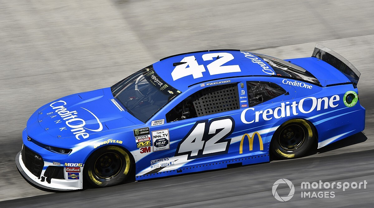 Chip Ganassi Racing fires Kyle Larson over use of racial slur