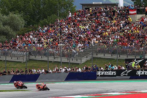 Des tribunes à pleine capacité pour les deux courses en Autriche