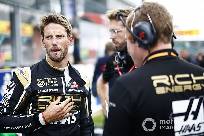Haas, Monza'dan umutlu