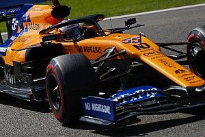 Sainz says McLaren must keep development focus on 2019