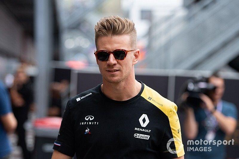 """Renault: sería """"difícil"""" de aceptar si Hulkenberg deja la F1"""