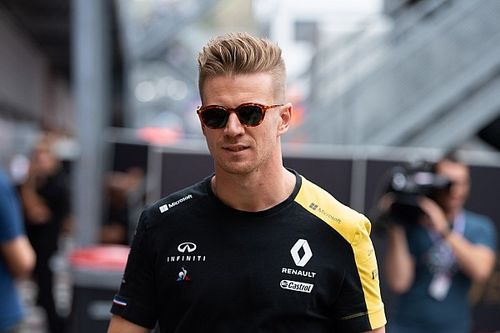 """Hulkenberg F1 exit would be """"difficult"""" to take - Renault"""