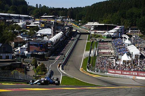 Ergebnis: Formel 1 Spa 2019, 3. Freies Training