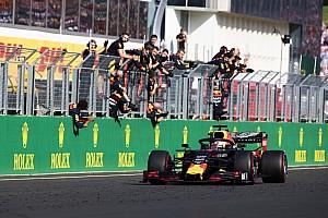 Verstappen: Titelstrijd bijna onmogelijk, vice-kampioen telt niet