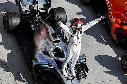 A Red Bull és a Ferrari sem érhet fel a Mercedes szintjére?