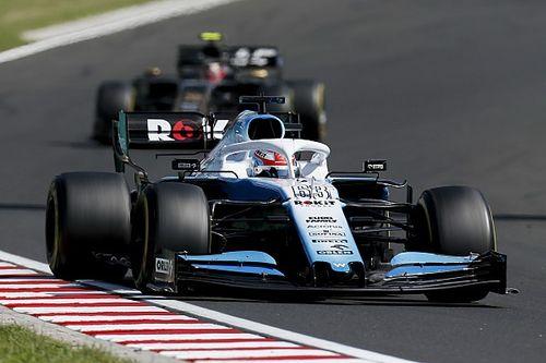 Williams ha dovuto riconfigurare la FW42 per iniziare la rinascita