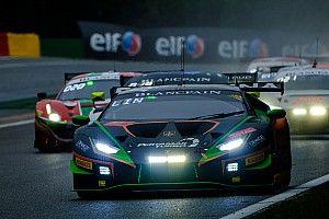 24h di Spa: Lamborghini vince in Silver Cup e va a podio in AM Cup