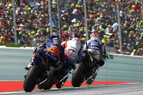Red Bull Ring MotoGP - the race as it happened
