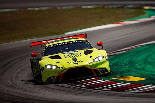 Aston Martin refreshes WEC GTE Am line-up