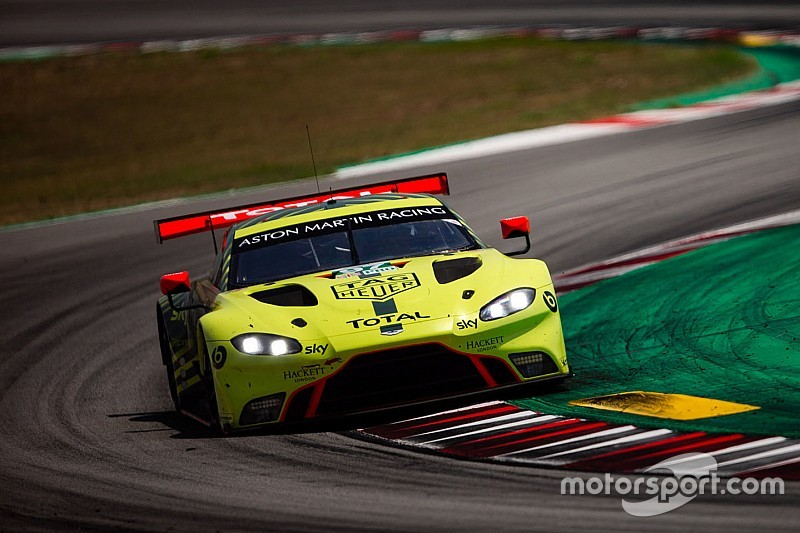 Aston Martin rinnova la line-up nel WEC GTE-Am