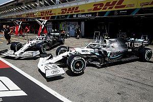 Mercedes dévoile sa livrée spéciale pour le GP d'Allemagne