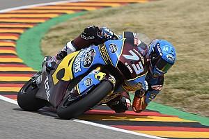Moto2, Sachsenring: Alex Marquez cala il poker e torna leader