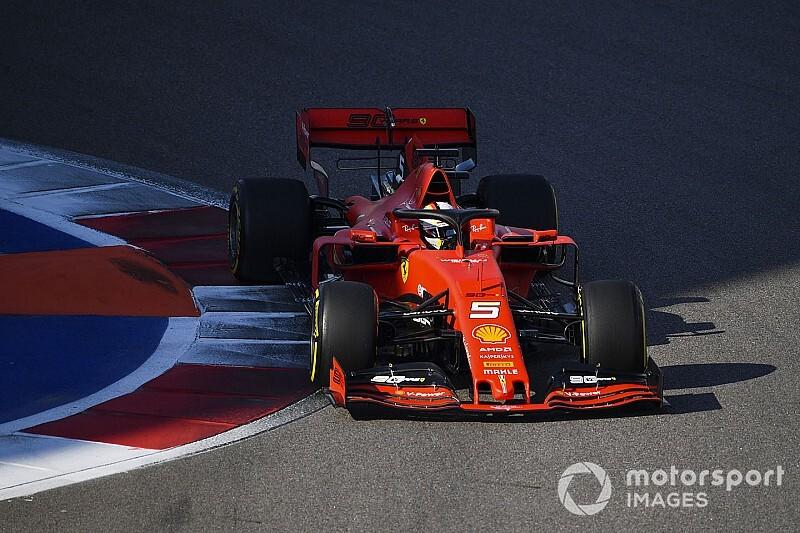 A Ferrari nem akarta veszélybe sodorni Vettelt: elment a szigetelés a Ferrariban