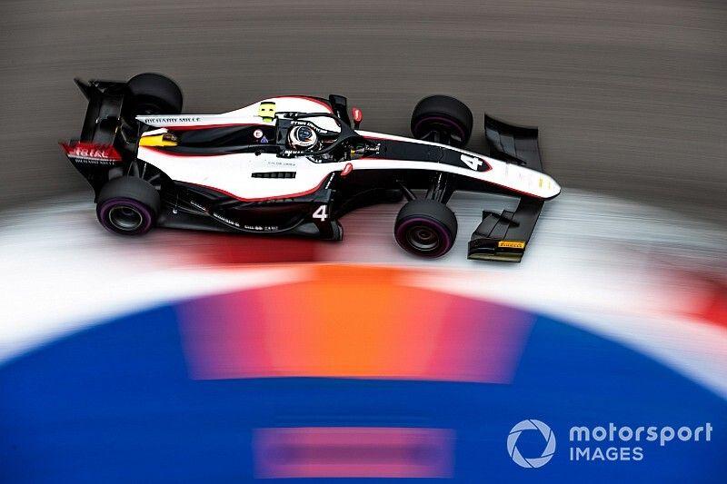 Nyck de Vries remporte le titre F2