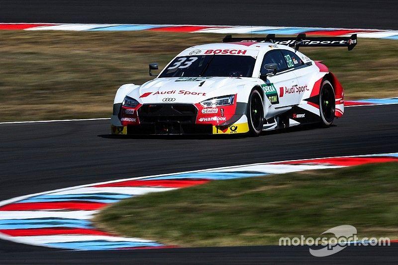 Lausitz DTM: Rast beats Green, Muller to pole
