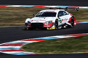 Lausitz DTM: Rast beats Green, Muller to pole