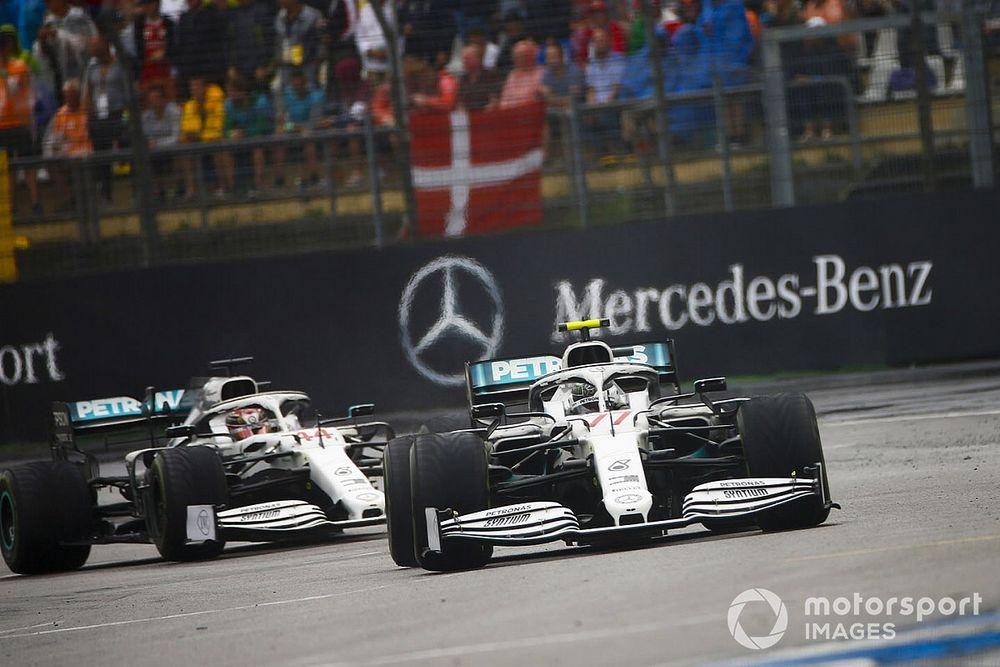 Mercedes nie będzie interweniował w sprawie GP Niemiec