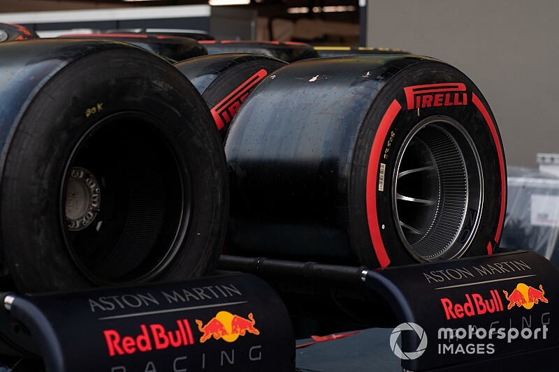 Pirelli using new secret testing procedure on 2020 F1 tyres