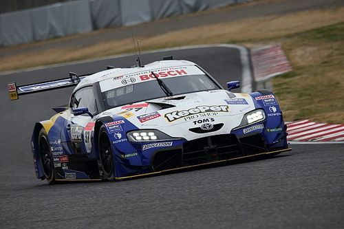 Toyota's Suzuka qualifying woes pinned on tyre selection