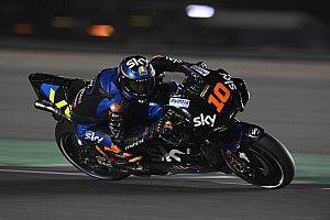Marini Hampir Lupa Jalani Debut MotoGP dengan Rossi