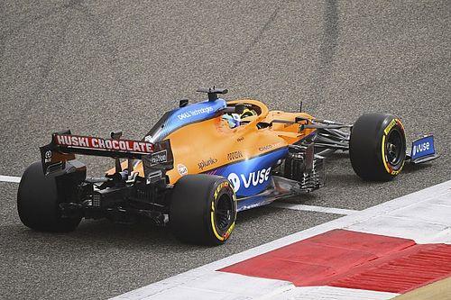 Недогадливость соперников удивила McLaren