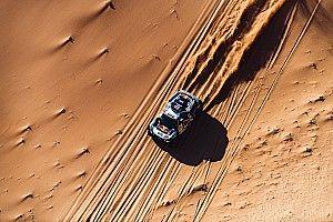 Kronika video z Rajdu Dakar - Etap 4