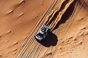 GALERÍA: mejores fotos de la etapa 4 del Dakar 2021